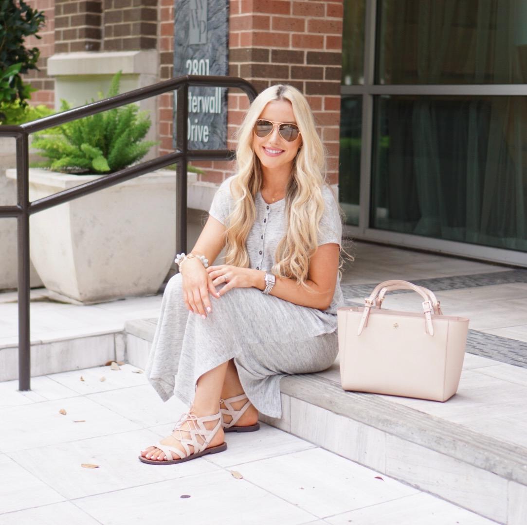 Katelyn Jones A Touch of Pink Blog Sam Edelman Gemma Sandal