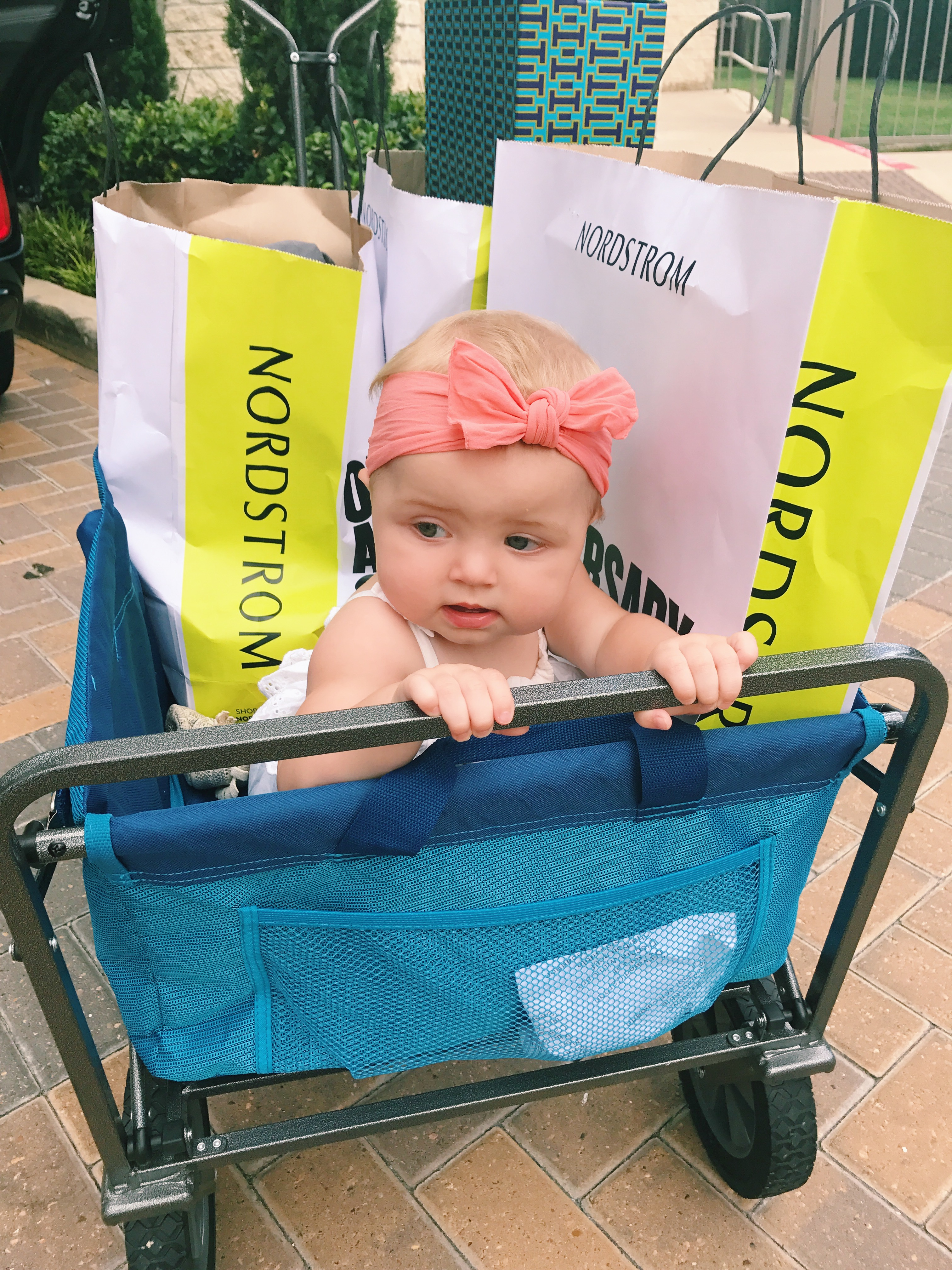 Katelyn Jones A Touch of Pink Blog Nordstrom Anniversary Sale 2017 Baby Bling Bows Deals