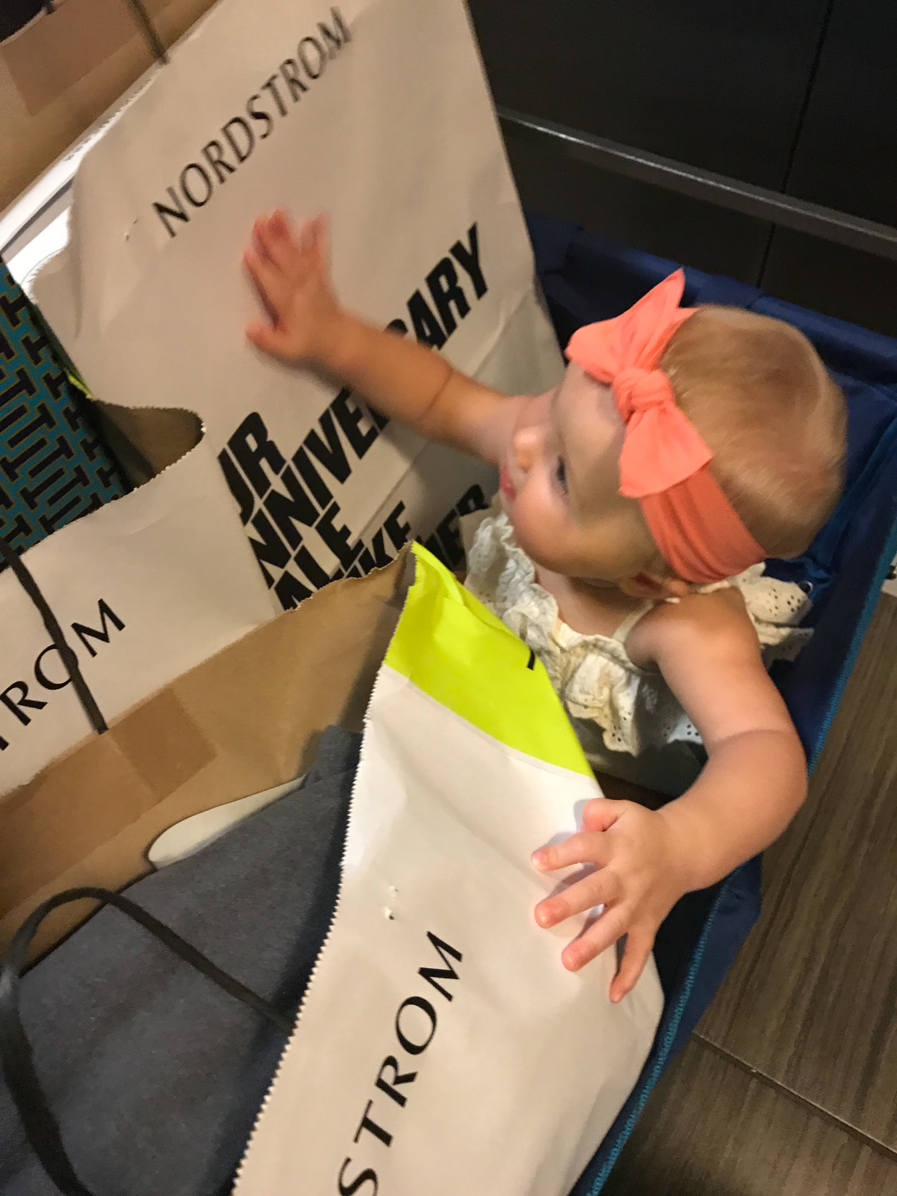 Katelyn Jones A Touch of Pink Blog Nordstrom Anniversary Sale 2017 Baby Items Baby Deals Houston