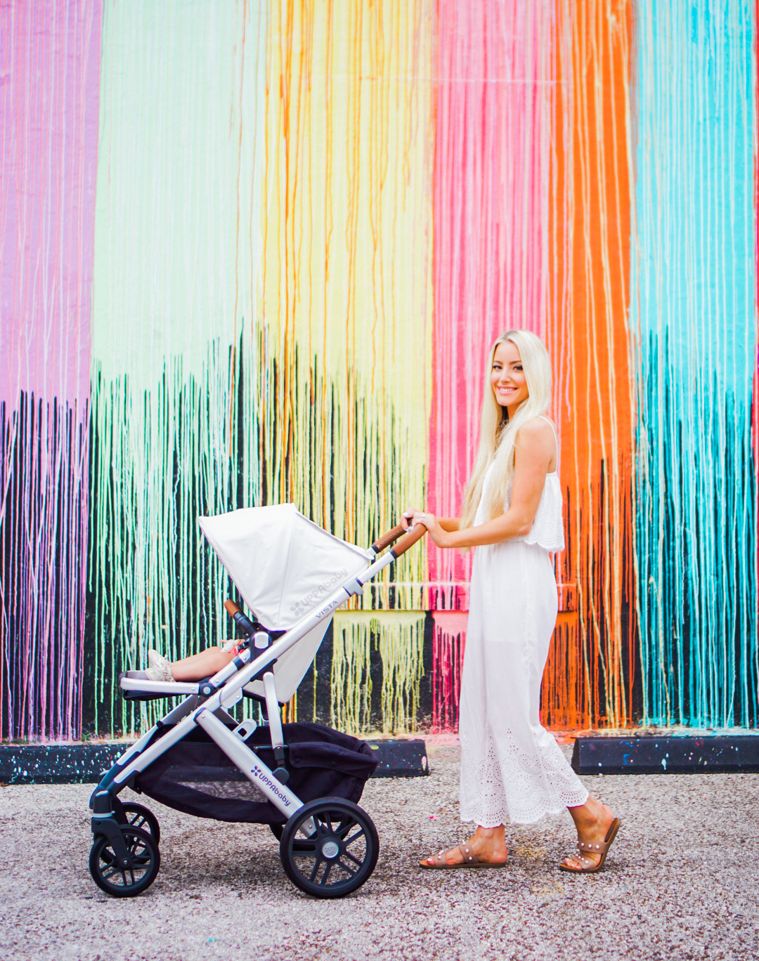 2017 UPPABABY VISTA STROLLER REVIEW... - A Touch of Pink