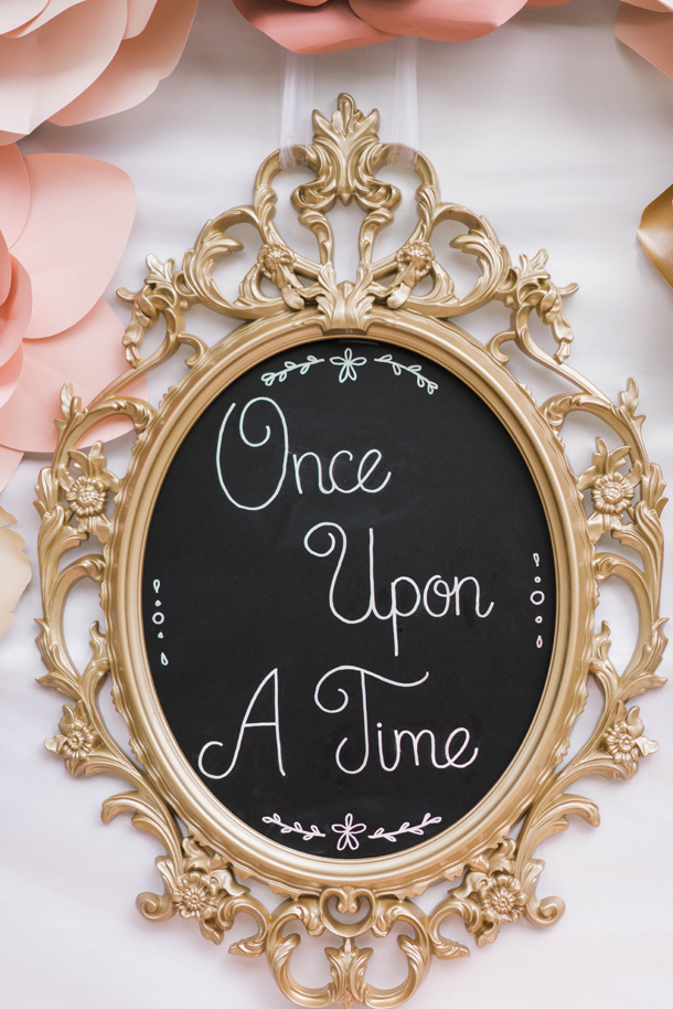 Katelyn Jones A Touch Of Pink Once Upon A Time Theme Vintage Mirror
