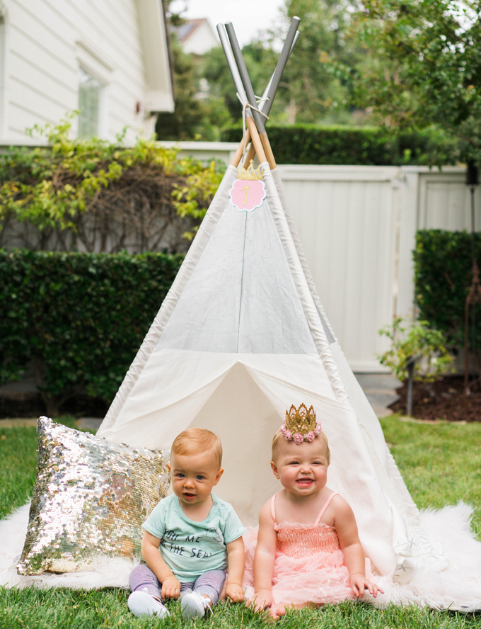 Land of Nod Tee pee