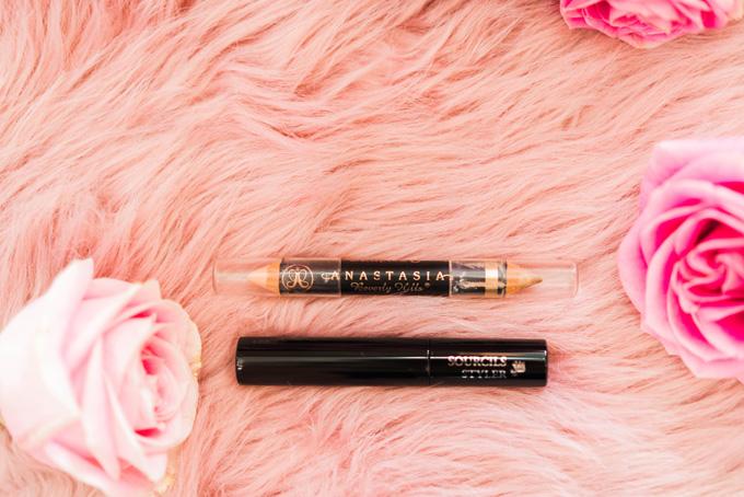 Katelyn Jones A Touch of Pink Blog Nordstrom Makeup Anastasia Eye Brow Pencil