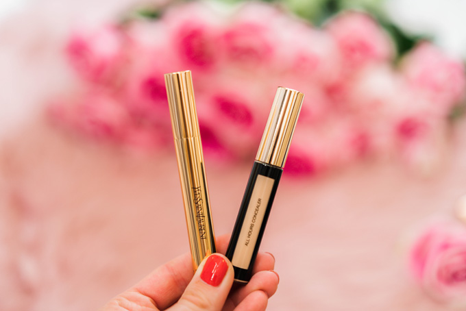 Katelyn Jones A Touch of Pink Blog Nordstrom Makeup Yves Saint Laurant Touche Eclat