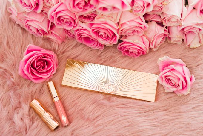 Katelyn Jones A Touch of Pink Blog Nordstrom Makeup Charlotte Tilbury Makeup