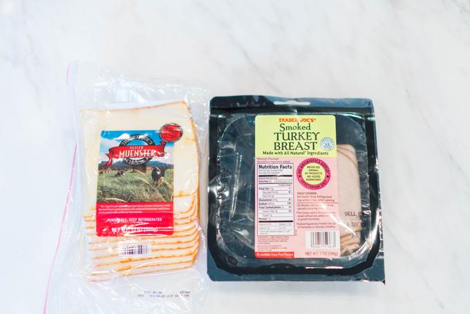 Katelyn Jones A Touch of Pink Blog Trader Joe's Grocery Haul Favorites