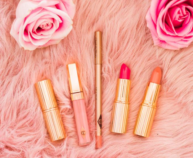 Katelyn Jones A Touch of Pink Blog Nordstrom Makeup Charlotte Tilbury Lipstick