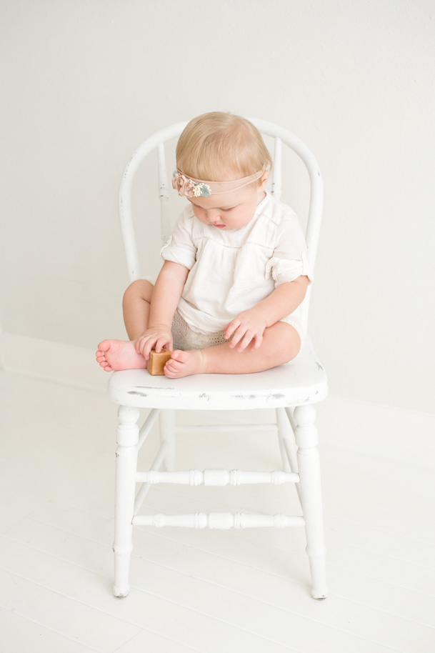 Lifestyle blogger Katelyn Jones of A Touch Of Pink shares advice for baby with a cold