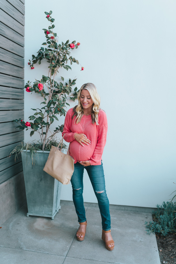 8c3f985a12fb4 Sharing all my latest Spring Fashion finds for mamas-to-be from Walmart!