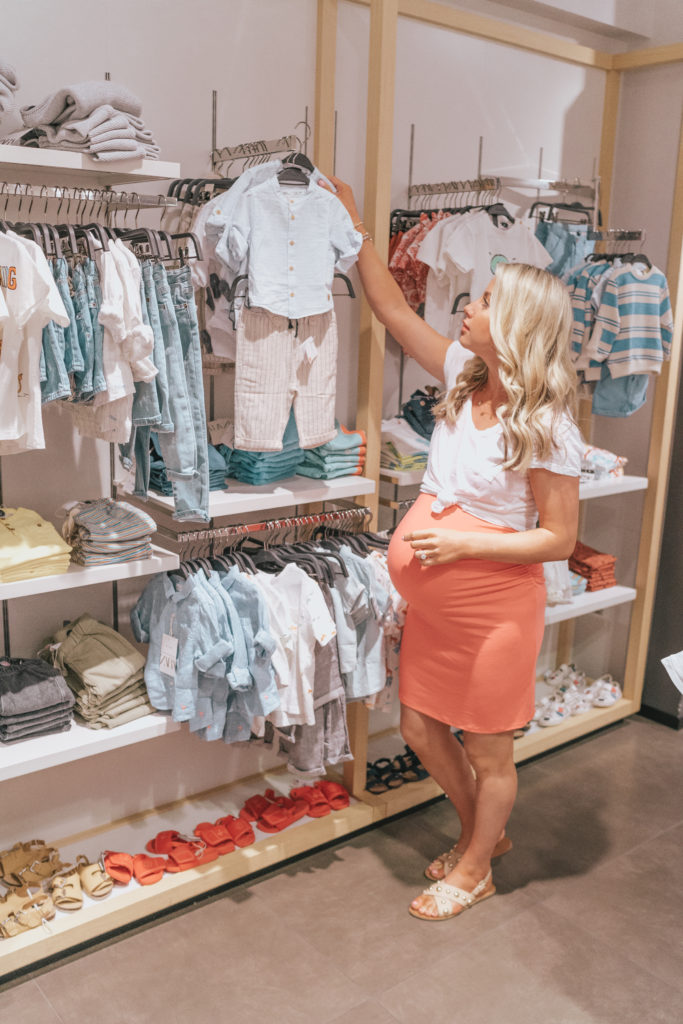 Preparing For Baby: Favorite Stores for Baby Clothes and Decor