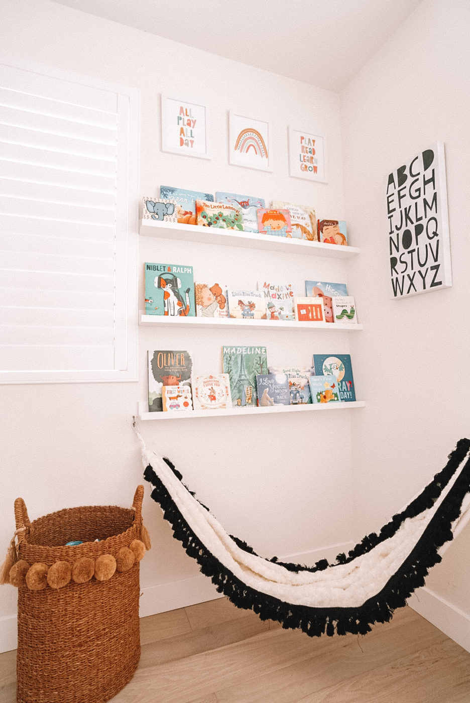 Katelyn Jones A Touch Of Pink Blog Buybuybaby Playroom